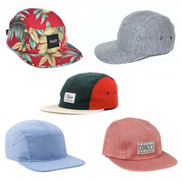 Five-Panel Hats