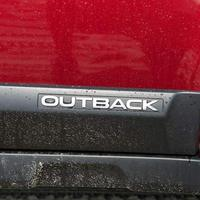 Subaru Outback with EyeSight