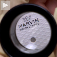 Cool Hunting Video Presents: Marvin Watches