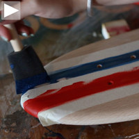 Cool Hunting Video Presents: DL Skateboards