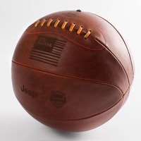 Leather Head for Jeep and USA Basketball