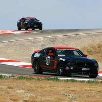 Mustang Boss 302 Track Attack