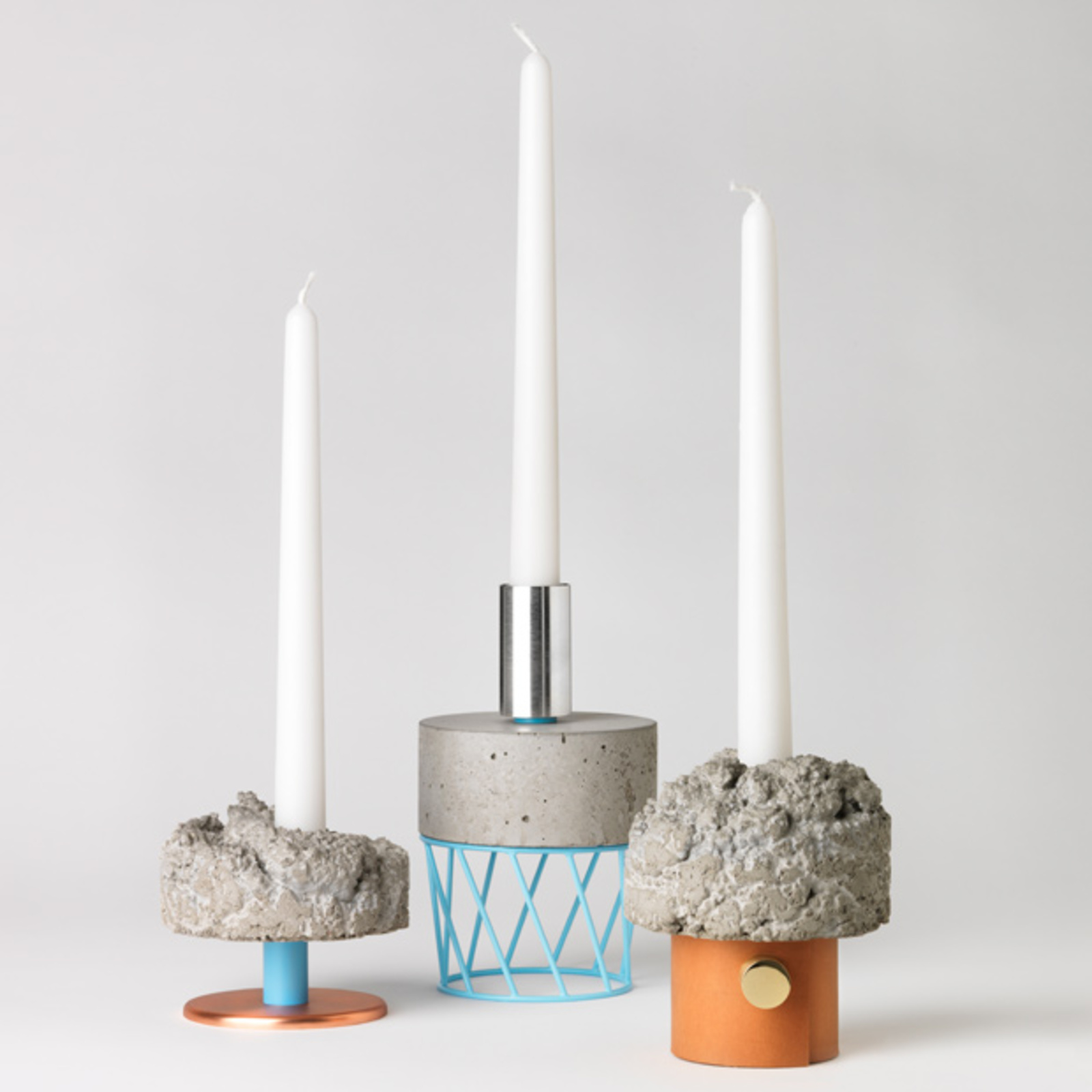 David taylor cool hunting for Cool candlesticks