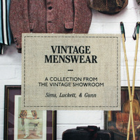 Vintage Menswear