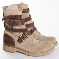 CH Zambia: Vintage Shoe Company Safari Boots