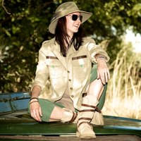CH Zambia: Geren Ford Safari Jackets