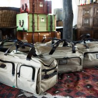CH Zambia: Tumi Safari Bag