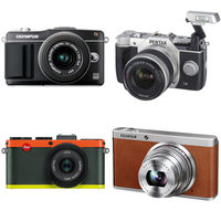 New Small Cameras