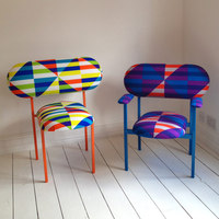 London Design Festival 2012: Vibrant Furnishings