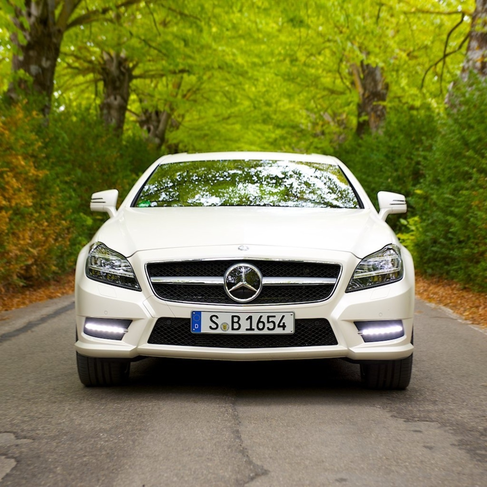 Amg Engine Range: Test Drive: CLS Shooting Brake