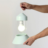 Santorini Lamps by Estudio Sputnik