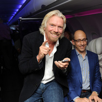 Interview: Richard Branson on Design