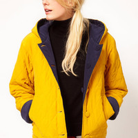 Winter Coats in Summer Colors: Yellow