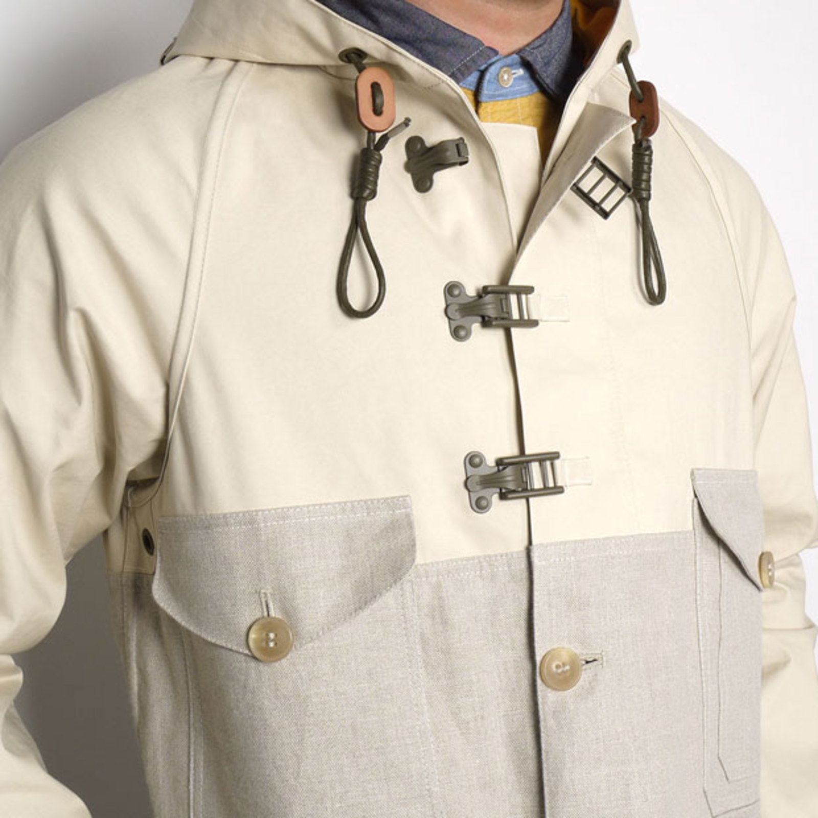 Winter Coats in Summer Colors: White - Cool Hunting