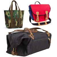 American-Made Bags: Duffle