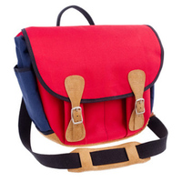 American-Made Bags: Messenger Bag
