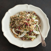 Holiday Recipes: Winter Tabbouli