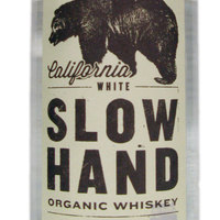 Slow Hand Organic Whiskey