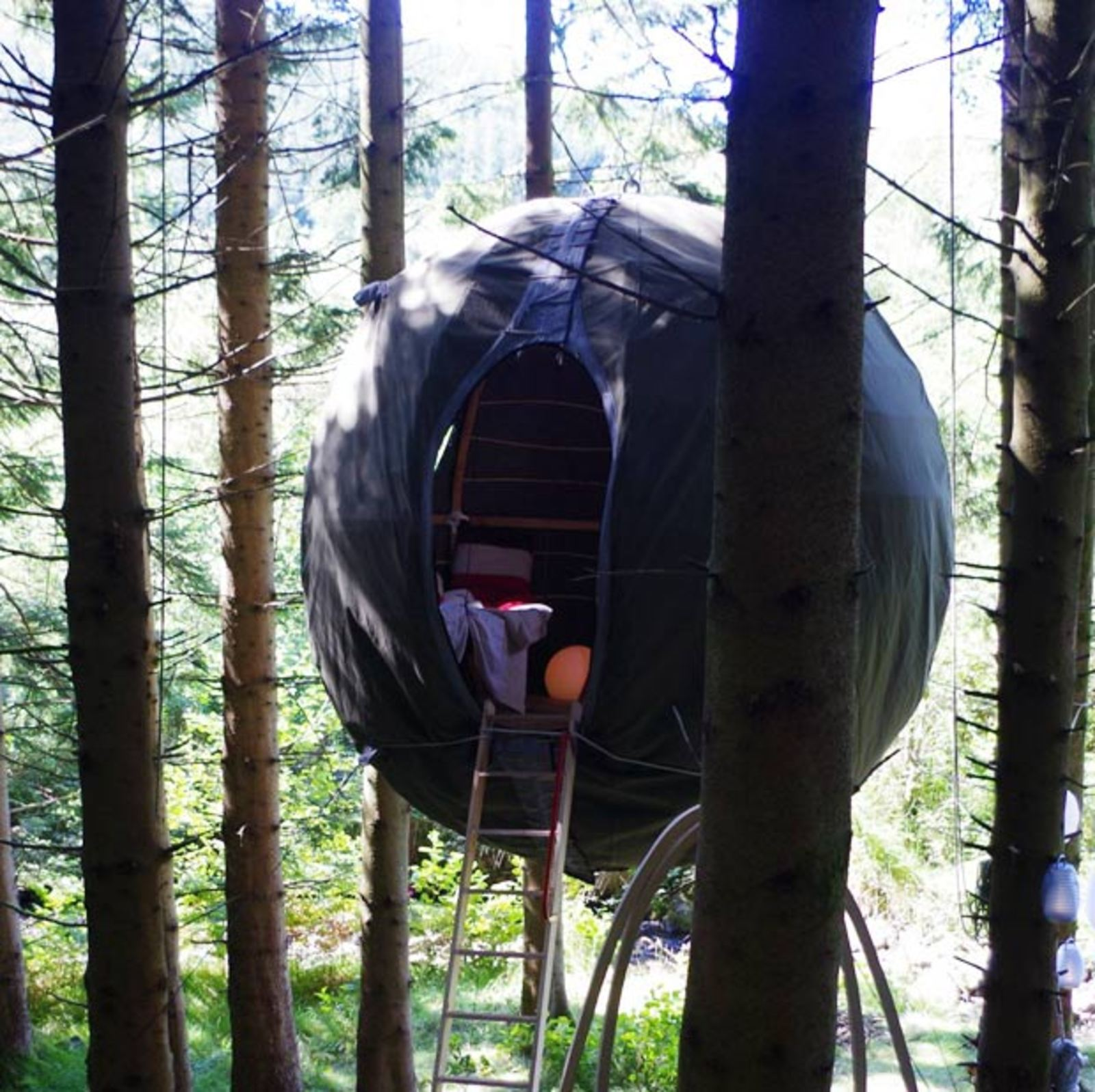 Tree Tents Cool Hunting