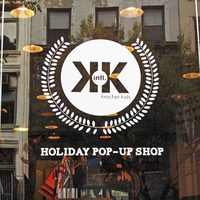 NYC Holiday Pop-Ups