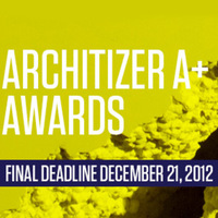 Architizer A+ Awards