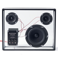 The Transparent Speaker