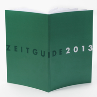Zeitguide 2013