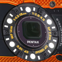 Pentax WG-3 GPS