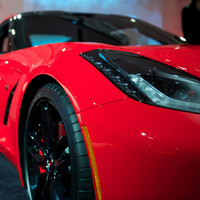 Interview: Tom Peters and the 2014 Chevrolet Corvette Stingray