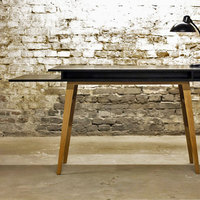 The Black Desk by Sigurd Larsen