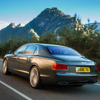 The 2014 Bentley Flying Spur