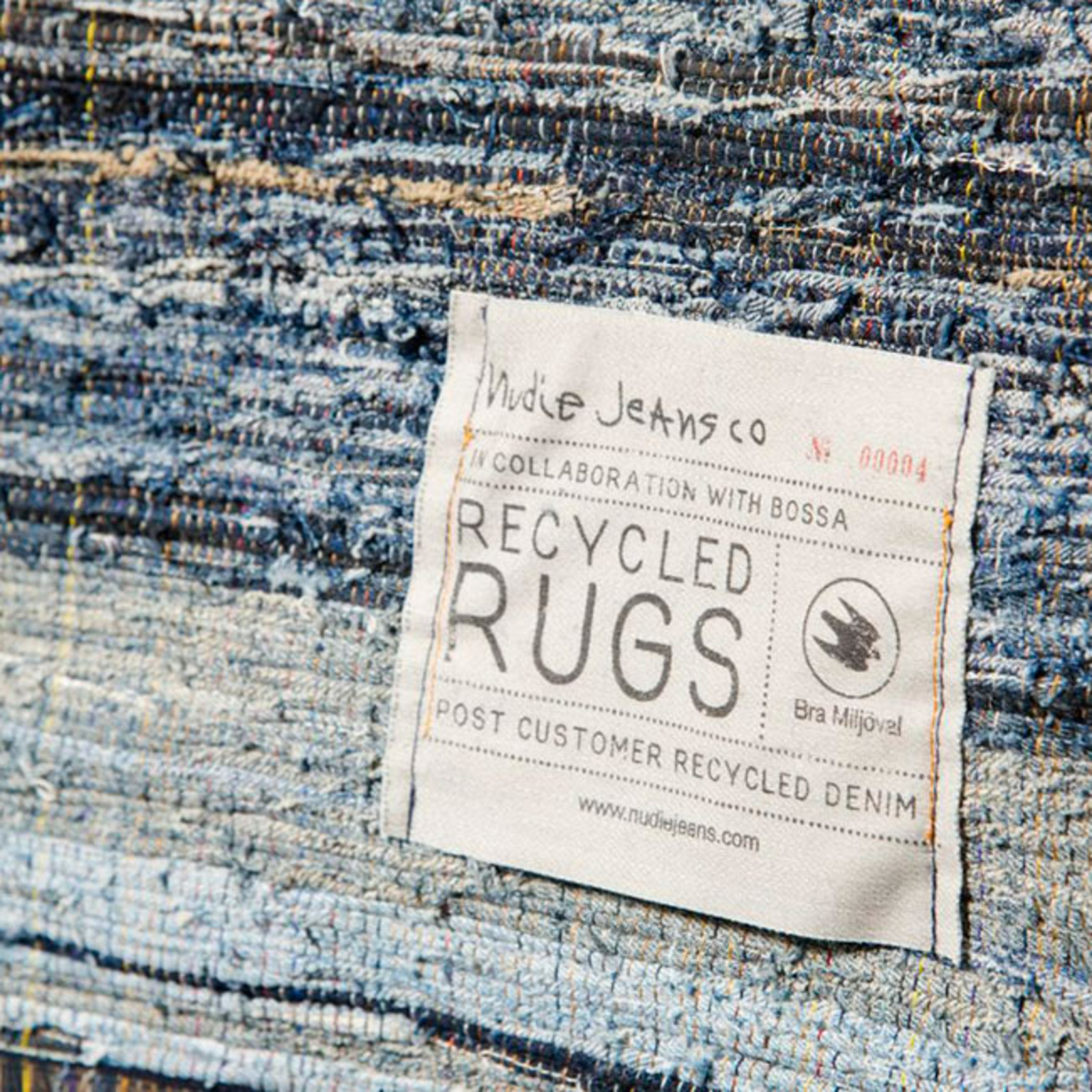 Nu Jeans Recycled Denim Rugs Cool Hunting