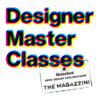 Cool Hunting Designer Master Classes in Milan