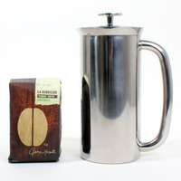 Espro Press + George Howell Coffee
