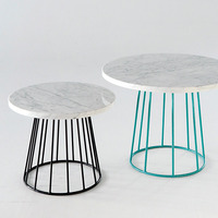 Marmo Table by Ólöf Jakobína