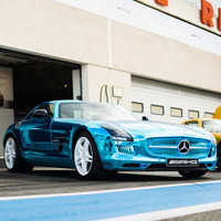 Test Drive: Mercedes-Benz SLS AMG Electric Drive