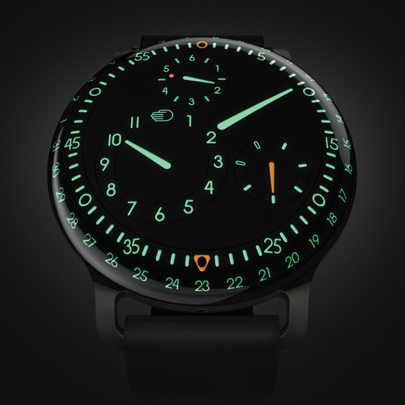Ressence Type 3 Watch Cool Hunting