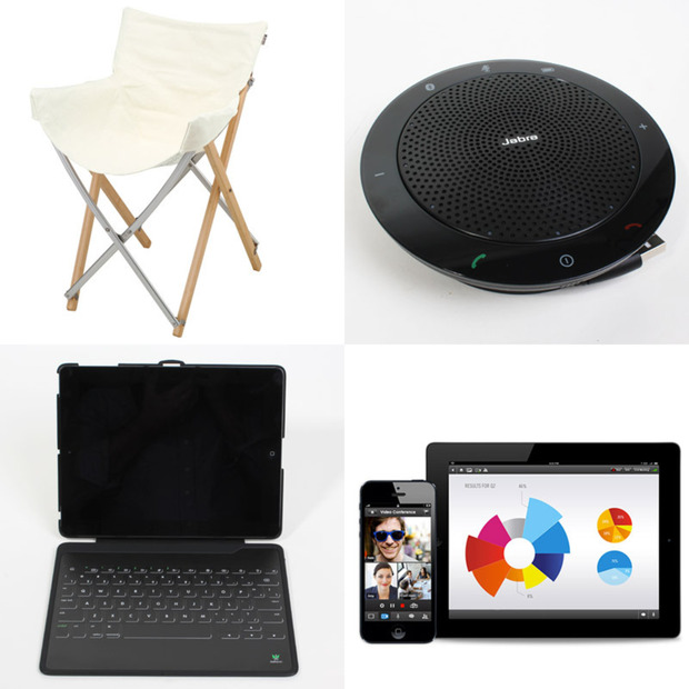 Mobile Conference Room
