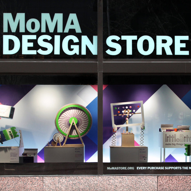 LittleBits at MoMA Design Store