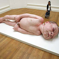 Ron Mueck: Brooklyn Museum