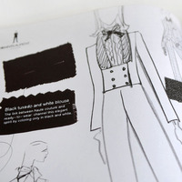 YSL: Prêt-à-Porter Coloring and Activity Book