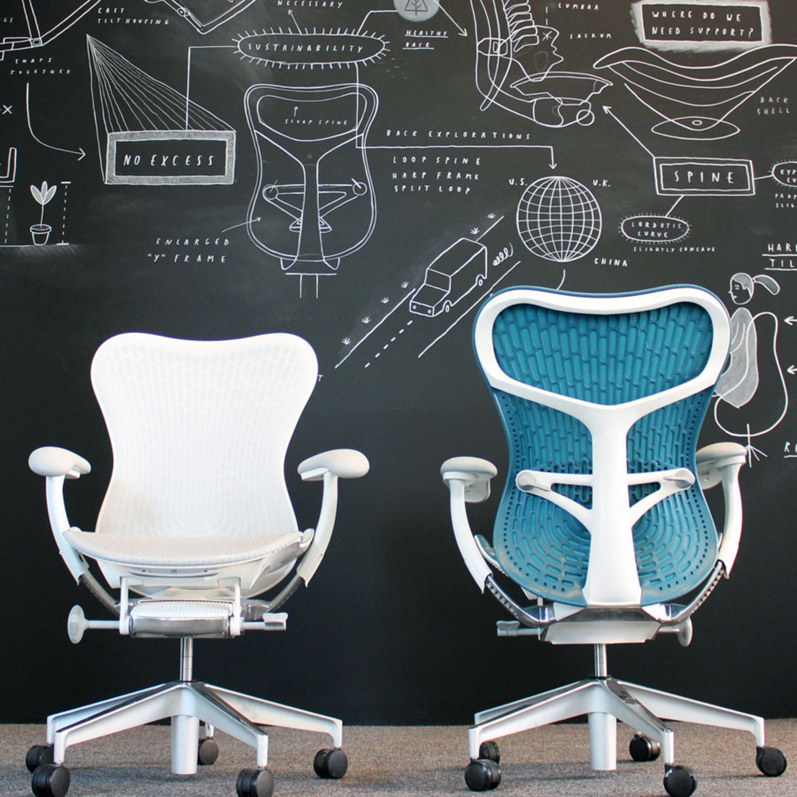 Herman Miller Mirra 2 Cool Hunting