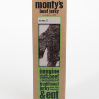 Monty's Smoked Jerky