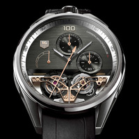Tag Heuer MikroPendulumS Concept Chronograph