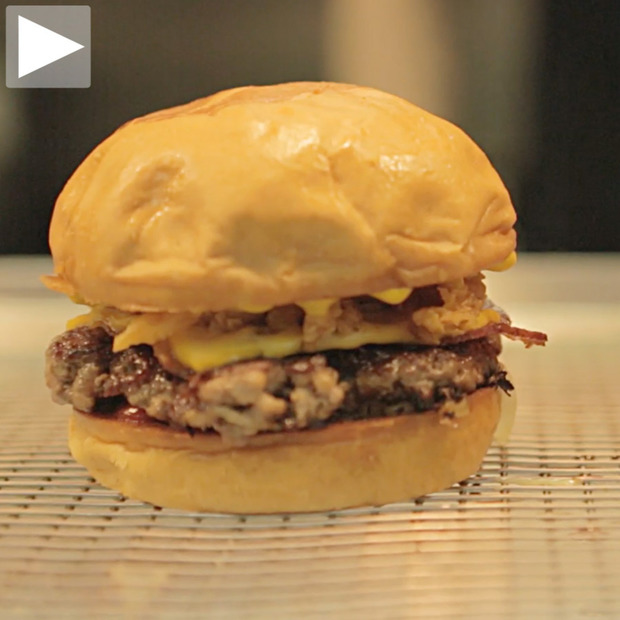 Cool Hunting Video Presents: U-Mini Burger