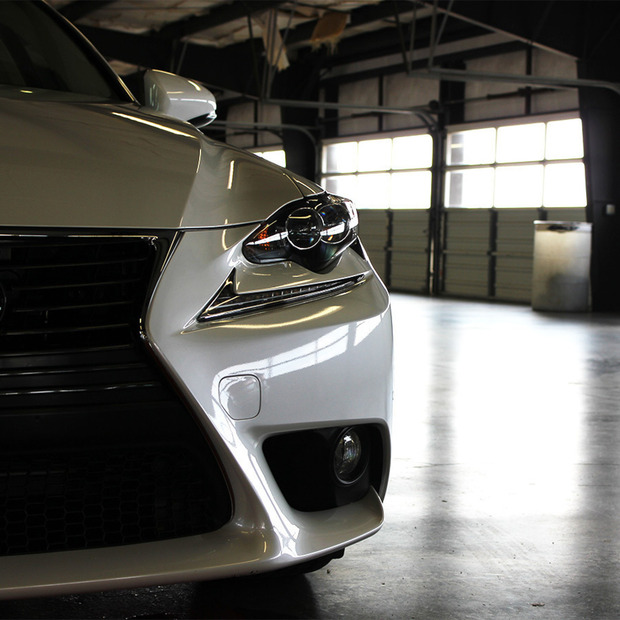 2014 Lexus IS F Sport Test Drive