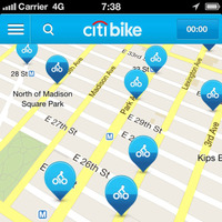 Citi Bike App