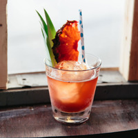 The Salty Bird Cocktail