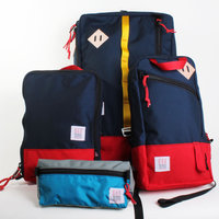 Topo Designs Travel Bag and Trip Pack