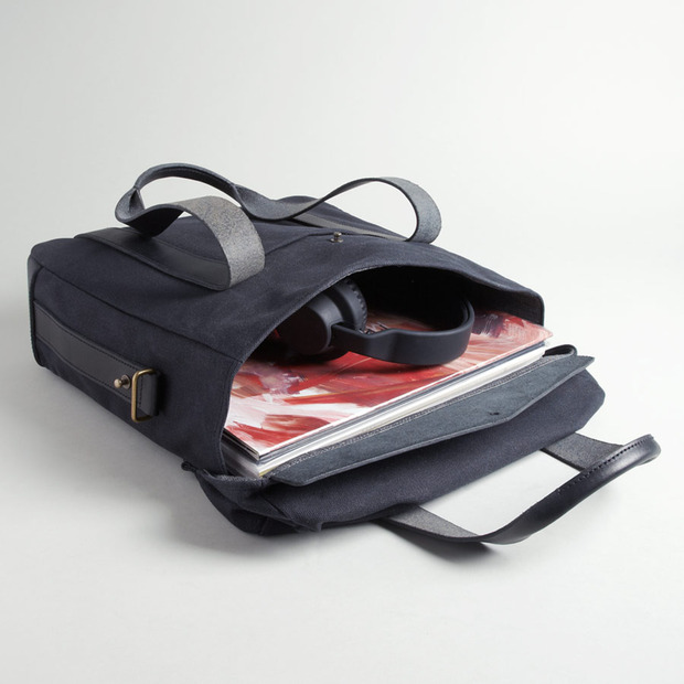 Ghostly + RPMFG Record Tote